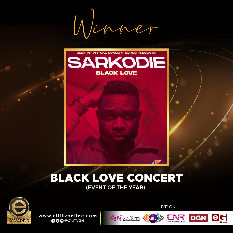 Winner – BLACK LOVE CONCERT