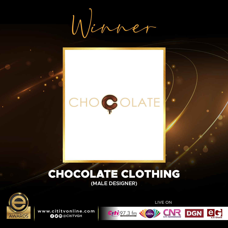Winner – CHOCOLATE CLOTHING 1