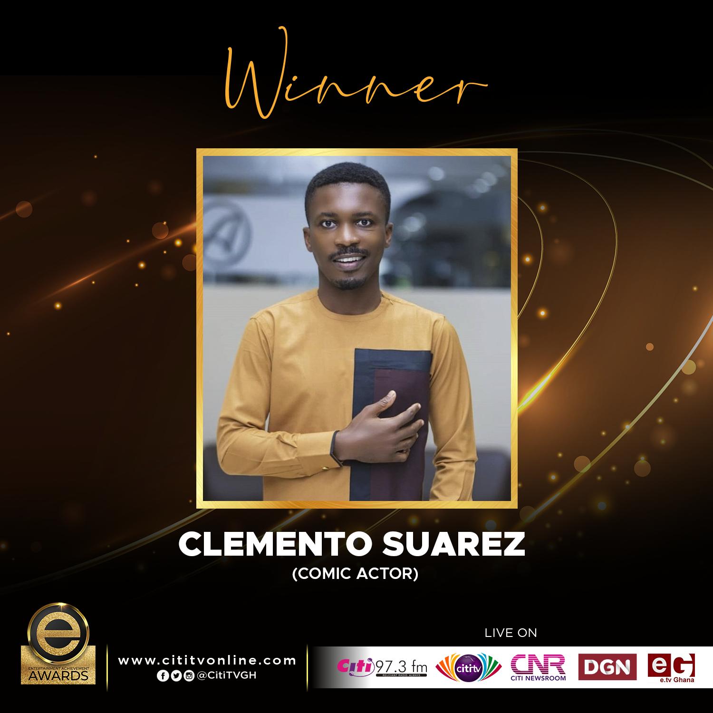 Winner – CLEMENTO SUAREZ